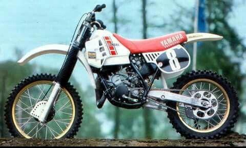 J. Vimond YZM 125 OW 1985
