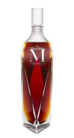 20 de enero de 2014: The Macallan, el whisky más caro del mundo: 628.000 dólares por una botella.