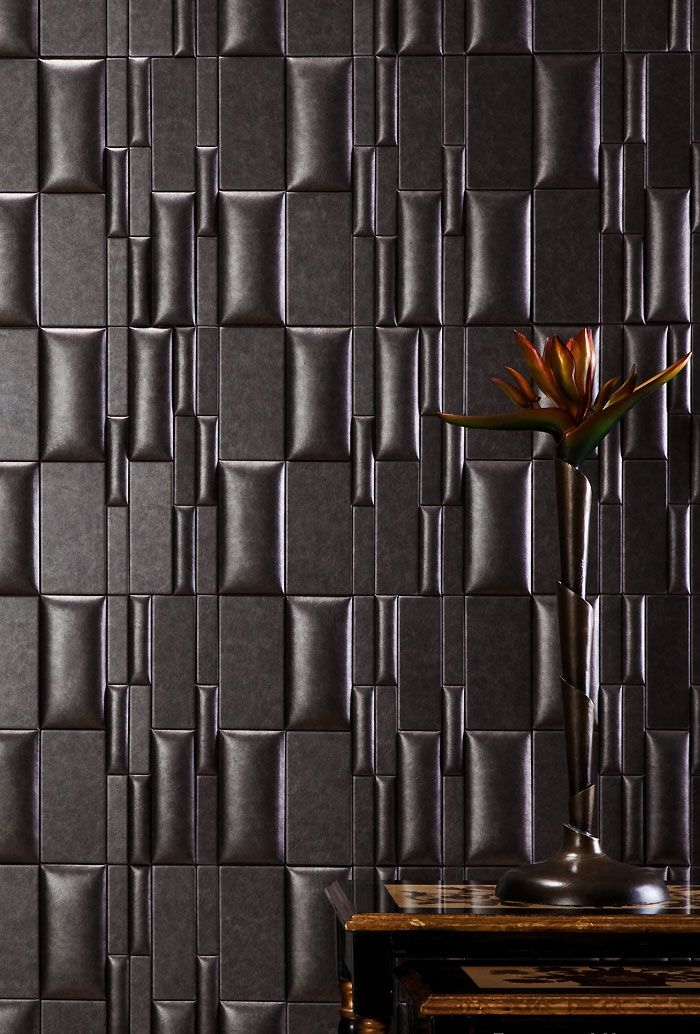 nappatile is faux leather wall tiles division of concertex company - Wall Designs With Tiles