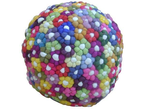Puff av sammensatte kuler