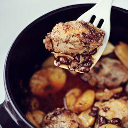 casserole. casserole z kurczaka