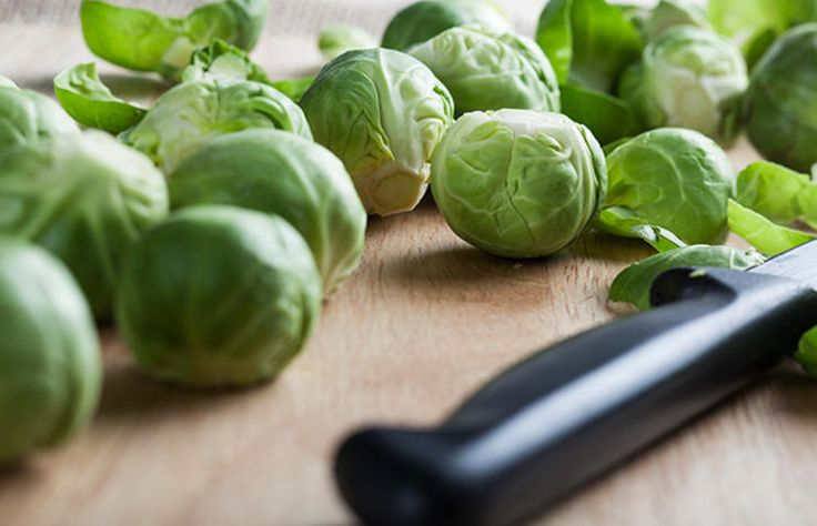 20: Brussels Sprouts http://www.runnersworld.com/protein/the-20-highest-protein-foods-vegetarian-runners-can-eat/slide/1