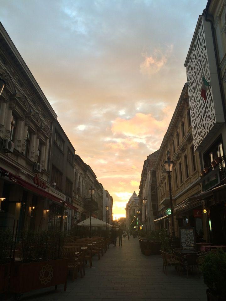 Strada Franceză in București, București