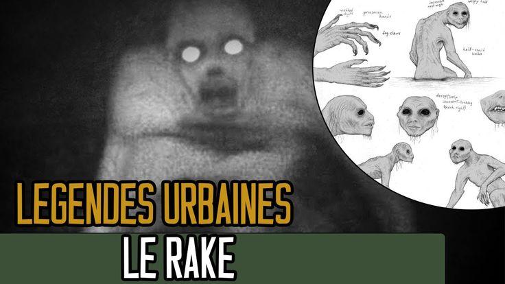 Le Rake - LÉGENDES URBAINES