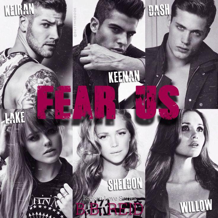 Fear Us by B.B. Reid | Book Teasers | Pinterest