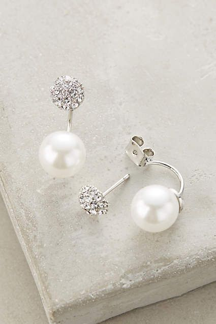 Swept Pearl Earrings - https://www.etsy.com/listing/228133065/natural-pearl-earrings-freshwater-pearl?ref=shop_home_active_12