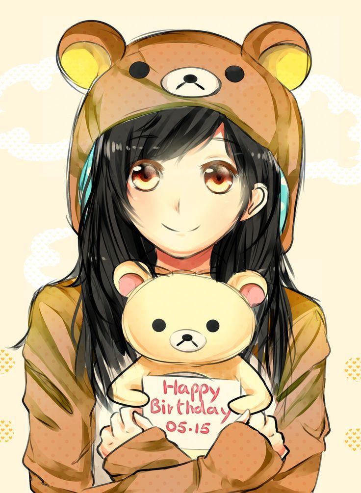 Happy bday hizuzuchan anime bday happy