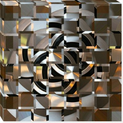 Image for GEOMETRICAL ILLUSION -  print from SHOP.CA
