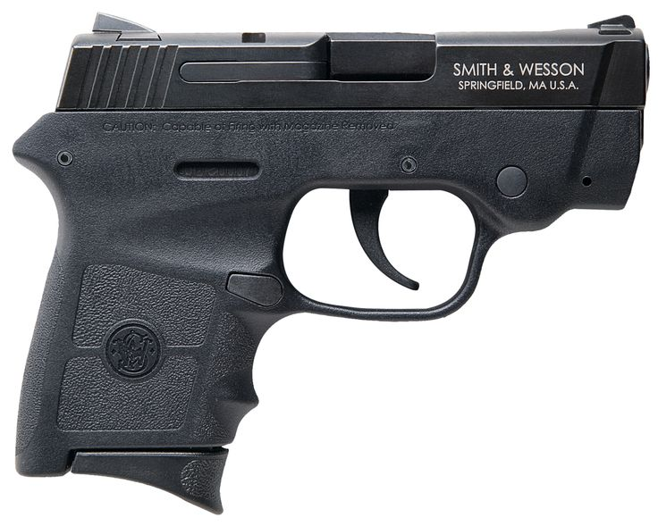 Smith & Wesson Bodyguard 380 -another new entry into the personal protection - conceal carry marketplace.  Nice!