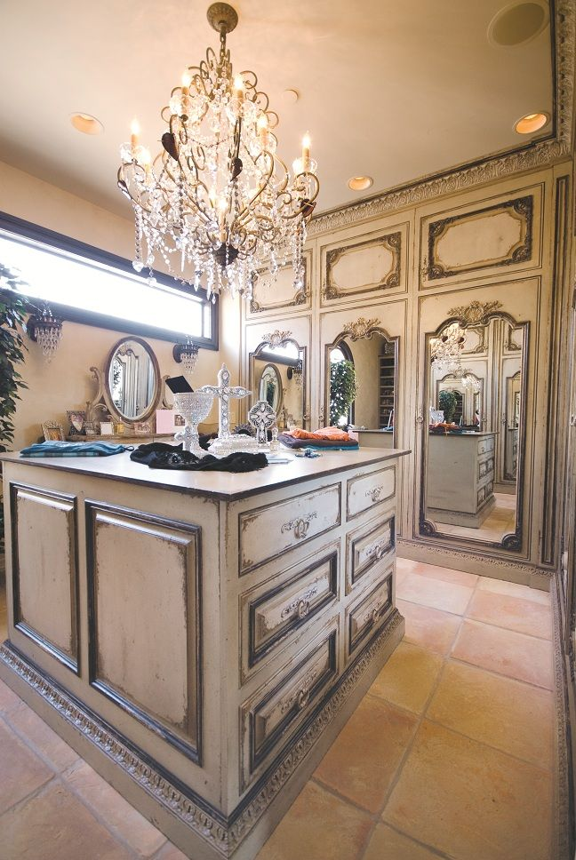 Dressing Room Designs. Vintage, modern, luxury or eclectic closet. Wich are you