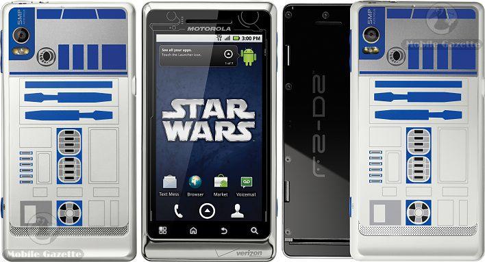 R2-D2 Droid Phone.