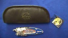 Harley Davidson Franklin Mint Collector Knife NEW  SEE PICS!