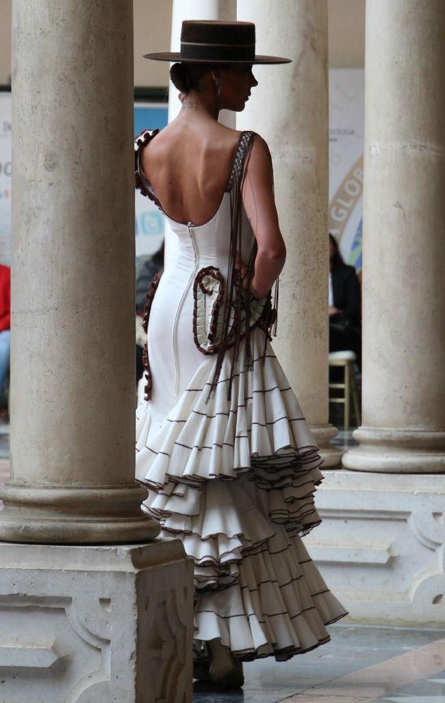 Wappíssima - Aura. Córdoba Flamenca. - Pepa Serrano - Joyas Monna - Moda flamenca y joyería
