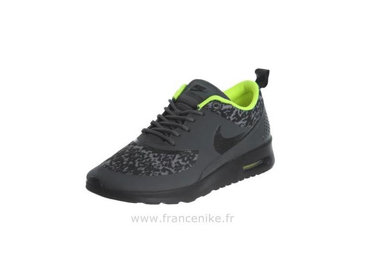 Nike Air Max Thea Print W chaussures Air Max Thea Femme Noir