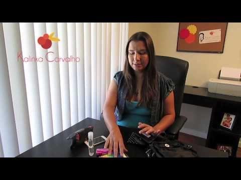 Kalinka Carvalho- Blog - O que tem na minha bolsa: dia a dia