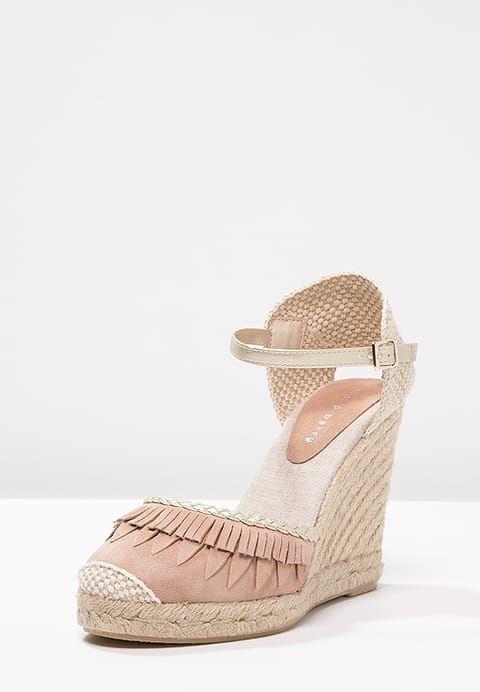 mint&berry Sandaler med høye hæler - dusty - Zalando.no