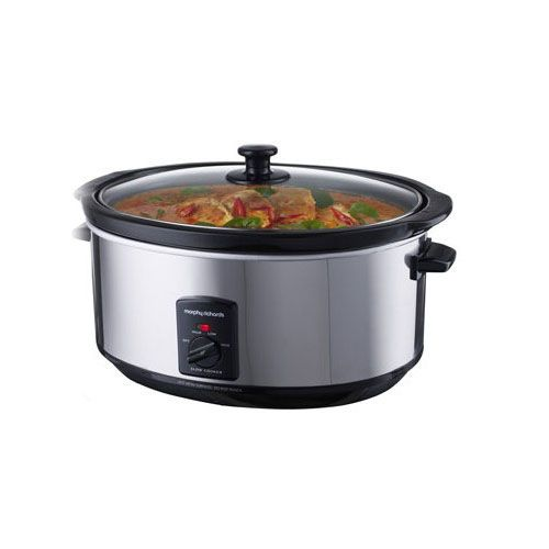 Morphy Richards Slow Cooker Healthy Living Classic 6.5L