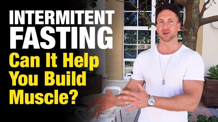 Can Intermittent Fasting help you build muscle mass as an ectomorph?  WATCH VIDEO: https://www.youtube.com/watch?v=WqqcU6pQdDM  Intermittent fasting simply means that you are going through stages of fasting. The typical intermittent fasting window is about 16 hours long, with some guys going as long as 20-22 hours for even greater results.