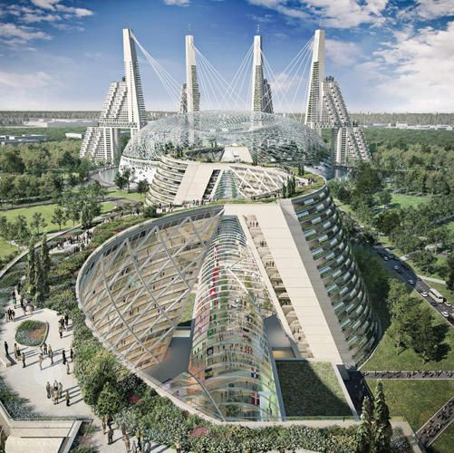 Which Architect Will Win The 2017 World Expo?