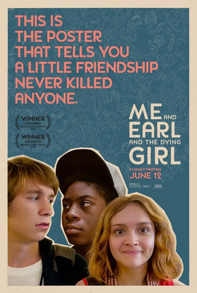 'Me and Earl and the Dying Girl'