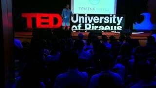 Definition of Y.O.L.O. | Sakis Tanimanidis | TEDxUniversityofPiraeus - YouTube