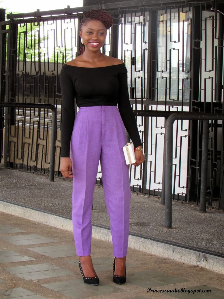 403 Best How To Wear My Purple Pants Images On Pinterest