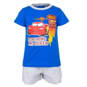 Disney babypyjama pyjama van Corazonkids Cars blauw met grijze broek is super schatig voor de allerkleinste. Disney babypyjama pyjama van Corazonkids Cars blauw met grijze broek is van volledig katoen en is van goede kwaliteit.
