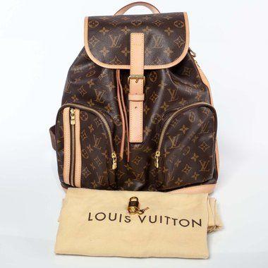 0a0782ad2 Mochila Louis Vuitton Bosphore BackPack Monogram Réplica de bolsa  importada, primeira linha. Qualidade Top AAA. Compre aqui sua bolsa de…    Bolsos   Louis…