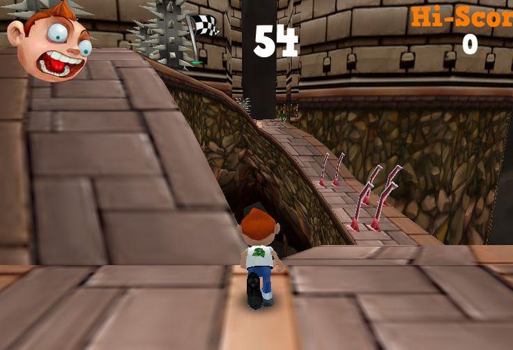 Koş Fred koş oyunu hemen oyna http://www.oyunteyze.com/kos-fred-kos-2.html