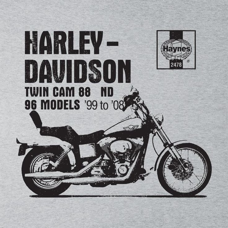 8 best harley images on pinterest manual motorcycle parts and haynes owners workshop manual 2478 harley davidson twin cam 88 nd mens t shirt fandeluxe Images