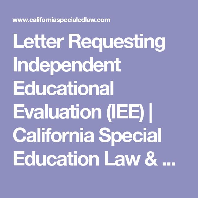 40 best IEP Sample Letters images on Pinterest Child support - best of sample letter request extension payment due