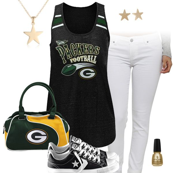 Green Bay Packers All Star Outfit
