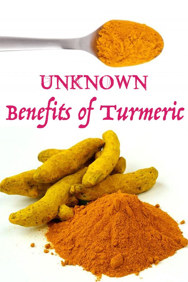 Unknown Benefits of Turmeric - Crazy Beauty Tricks