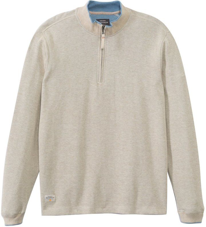 Quiksilver Waterman's Point Sur 3 Pullover Sweater 8139209