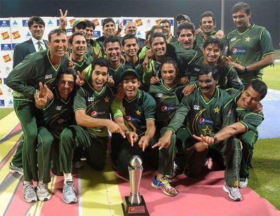 Achievements of Pakistan Cricket team in 2013   PakistanTribe