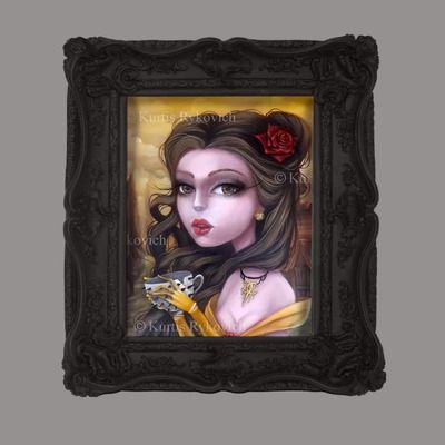 Belle - fine art 8 x 10 print
