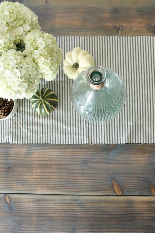 lovesome: make it: a farmhouse table