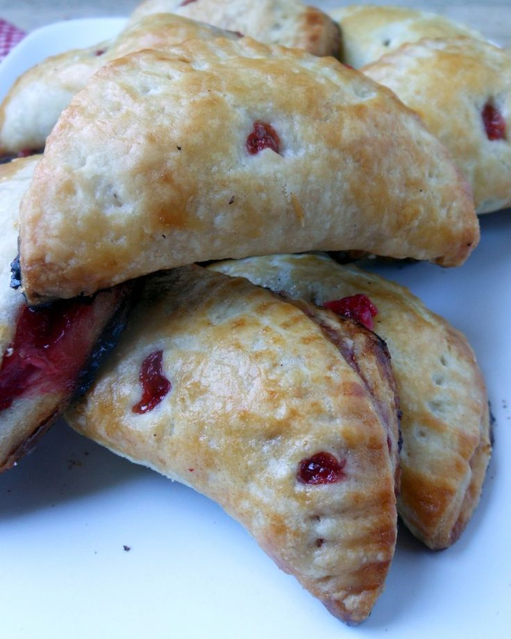 ... Strawberry Hand Pies on Pinterest | Hand pies, Cherry Hand Pies