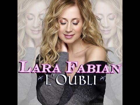 Lara Fabian revient sur les ondes avec un nouvel extrait de son dernier album. Après les deux premiers singles, Quand je ne Chante pas, et, Ma Vie dans la Tienne, c'est l'émouvant, L'Oubli, qui est chargé de poursuivre la promotion. Le thème de la chanson...