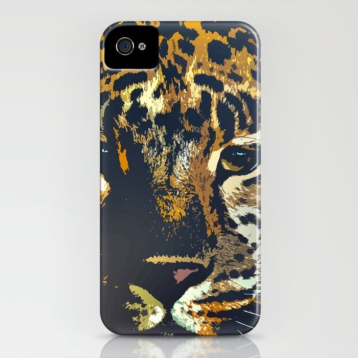 Leopard iPhone & iPod Case