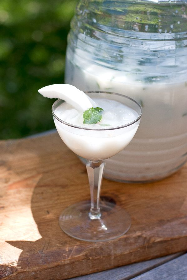 One of my favorite things about summer is getting together with family and friends and backyard parties – lots of grilling adventures and exciting cocktails. When I first tasted Baileys Almande I had flashbacks of Mexico and aguas frescas. If you love the flavor of horchata you will love this cocktail. The best part is …