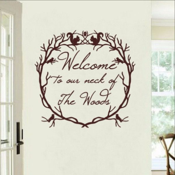 Best Lodge Vinyl Wall Decals Images On Pinterest Vinyls - Custom vinyl wall decals for garage