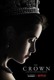 """Nancy R. - The Crown -Netflix Original TV Series """"Great for fans of Downton Abbey and those fascinated by the British monarchy."""""""