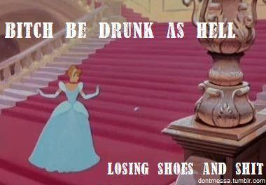 : Shoes, The Real, Disney Princesses, Funny, White Girls, Cinderella, True Stories, Funnie, Disney Movie