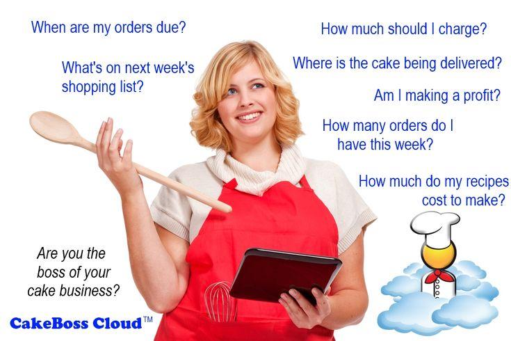 CakeBoss Cloud Feature List