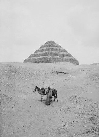 Pyramid of Djoser at Saqqara