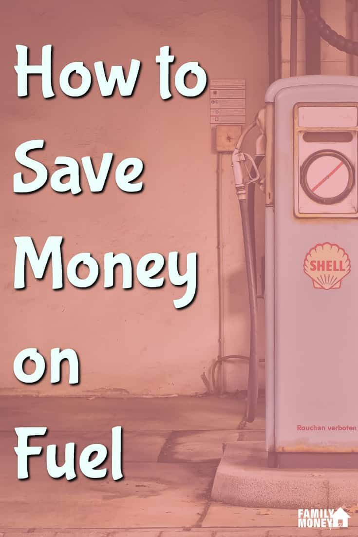 Looking for ways to save money on fuel? Here are 10 easy things you can do to keep more fuel in your car and more money in your wallet. | Saving Money on Cars | Fuel Savings | Gas Savings | via @familymoneyplan