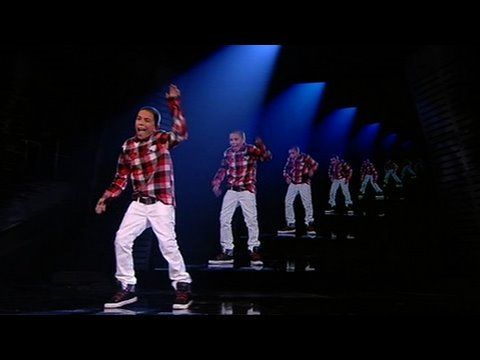 Aiden Davis~Britain's Got Talent at 12 yrs old  ~This kid's dancing is HOT!! (JT's Rock Your Body)