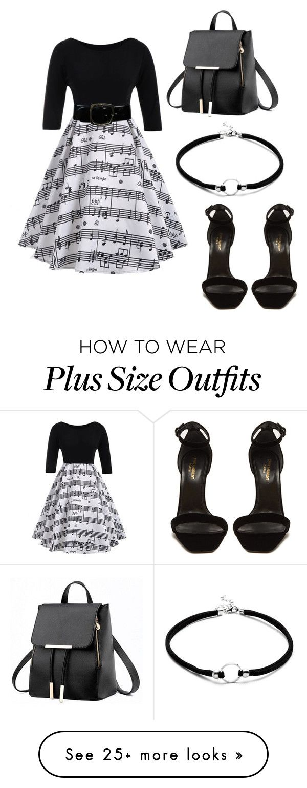 """""""Casually Musical"""" by eternaericarat on Polyvore featuring Yves Saint Laurent and Chanel"""