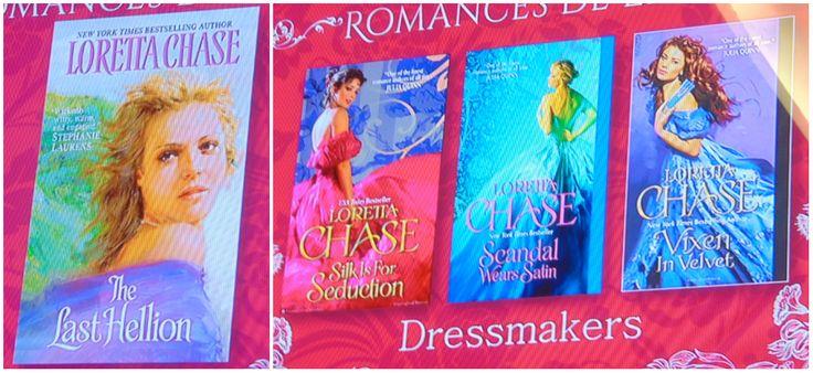 Loretta Chase (Romances de Época)